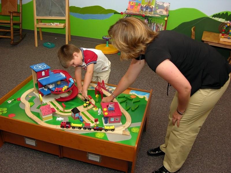 Игры и игрушки для детского сада своими руками